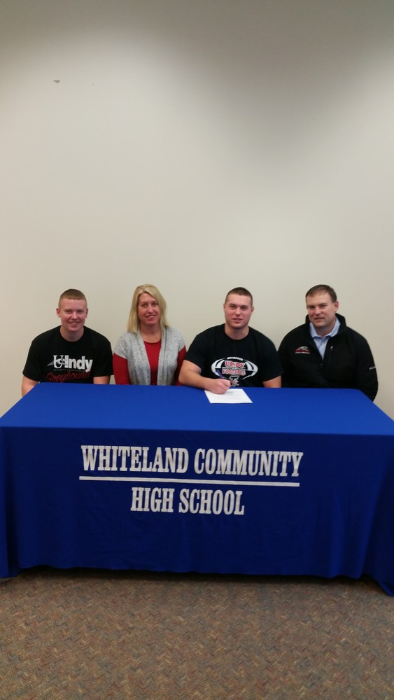 Schantz Signs Letter of Intent