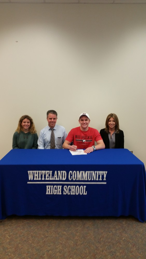 Ballain Signs with NIU
